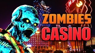 ZOMBIE CASINO ★ Call Of Duty Zombies ★ Custom Zombies