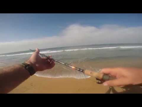 Light Tackle Corbina – Sunset Beach, CA  June 2014
