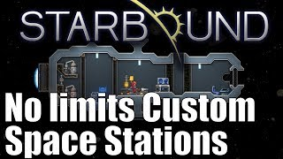 What's up guys! Check out this new tip to have complete free reign on your space stations design! No admin mode required either! Smack that Like button if you enjoyed!