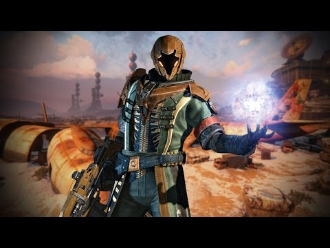 What - Watch as Destin hits Level 30 in Destiny with his Warlock.