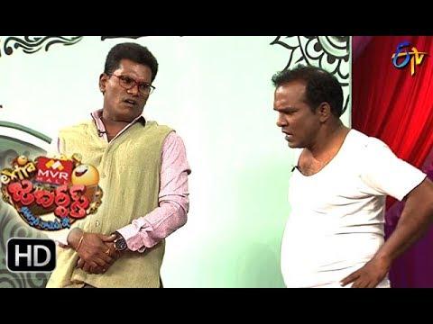 Chammak Chandra Performance | Extra Jabardasth| 3rd November 2017