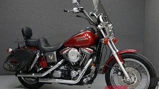 9. 1997 HARLEY DAVIDSON FXDS DYNA CONVERTIBLE  - National Powersports Distributors
