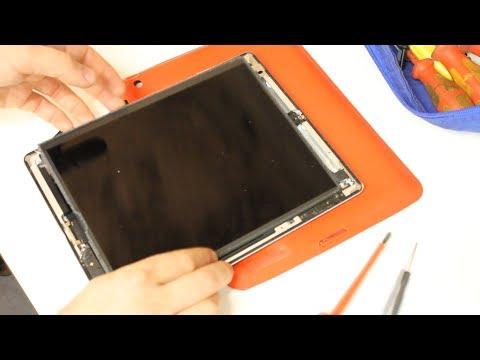 Repairing an Apple iPad 3 with Broken Screen / Digitizer