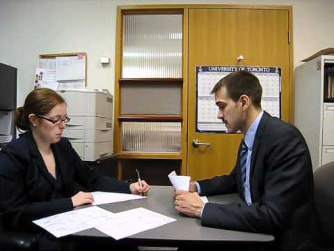 Consulting - Susie and James, of the Rotman School of Management at the University of Toronto, walk through a mock case interview with commentary. DISCLAIMER: I doubt the...