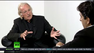 Going Underground: John Pilger Talks Gaza, Ukraine&Western Media Bias