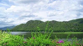 Sangkhla Buri (Kanchanaburi) Thailand  City new picture : Von Kanchanaburi nach Sangkhla Buri