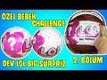 LOL Sürpriz DEV Yumurta Özel Seri Bebekler Challenge. Aile Üyeleri Tamamlanıyor, Bidünya Oyuncak