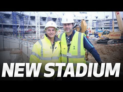 Video: MAURICIO - THE NEW STADIUM WILL BE A DREAM COME TRUE