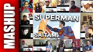 Video Saitama (One Punch Man) vs Superman | Arcade Mode Episide Reactions Mashup MP3, 3GP, MP4, WEBM, AVI, FLV Juli 2018