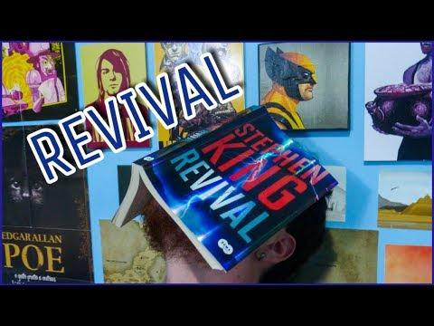 Revival [Resenha] - EXPRESSO STEPHEN KING