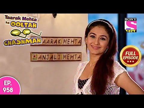 Taarak Mehta Ka Ooltah Chashmah - Full Episode 958 - 13th February , 2018