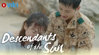 Video Descendants of the Sun - EP5 | Song Joong Ki Saves Song Hye Kyo From A Car [Eng Sub] MP3, 3GP, MP4, WEBM, AVI, FLV September 2018