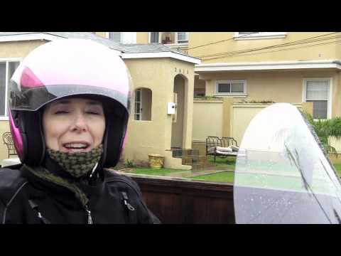 Motorcycle Rain Gear Part 3