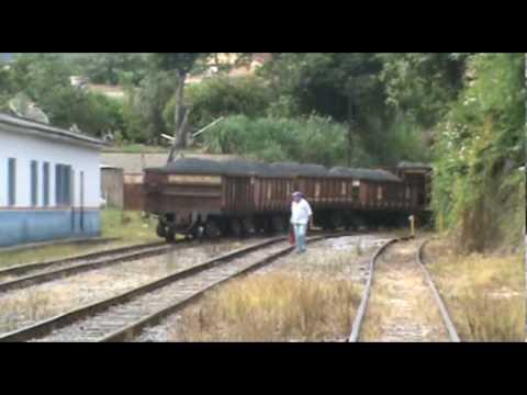 Trens em Itumirim