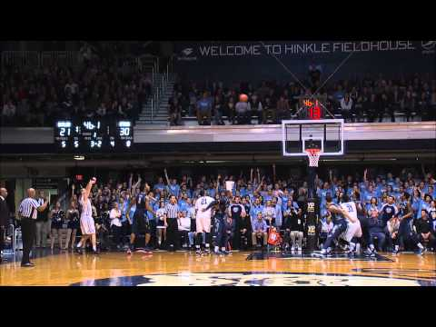 Butler Men's Basketball Highlights vs. Georgetown