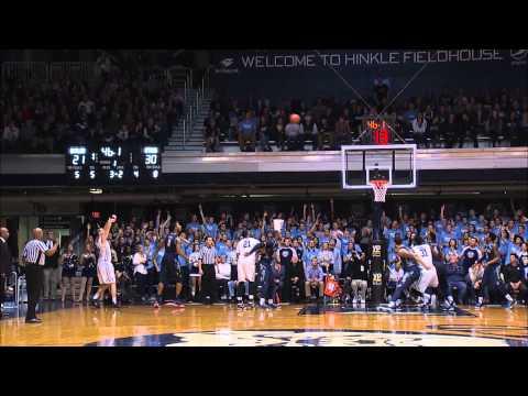 Butler Men's Basketball Highlights vs. Georgetown