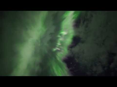 August 27 aurora storm (in real time)