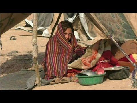 Συνθήκες εξαθλίωσης στο Αφγανιστάν εξαιτίας της παρατεταμένης ξηρασίας…