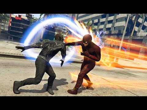 THE FLASH Vs ZOOM!