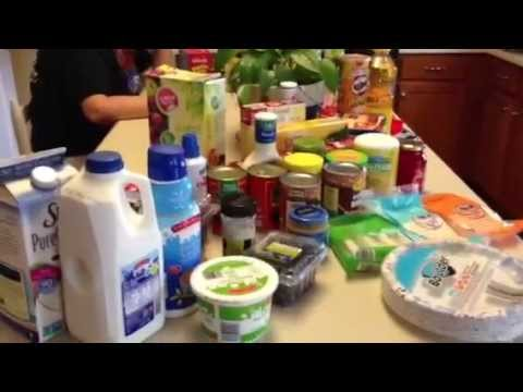 Aldi - Aldi for the week, (10 days or so ). $116.00 My experiences, reviews and opinions are my own. I do not work for any companies I mention or get any type of co...