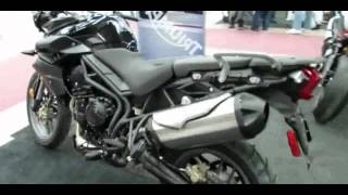 6. 2013 Triumph Tiger 800