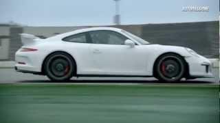 Porsche 911 GT3 promite un plus de performanta