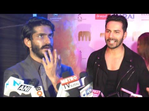 Harshvardhan Kapoor: Varun Dhawan Is Objective Abo