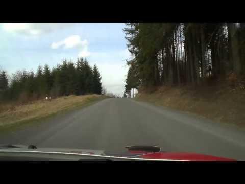 Valašská Rally 2015 - OS5 onboard - Oleksowicz::Kuśnierz - Ford Fiesta R5
