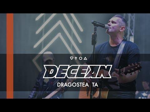 Decean - Dragostea Ta (Live)