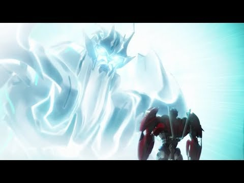 Transformers Prime Season 2 Episode 21( Part 1) in hindi in HD. Alpha Trion message to Optimus Prime