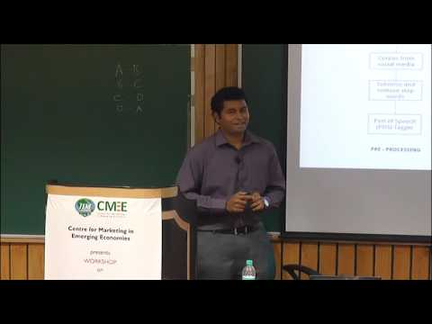 Mr Manas Ranjan Kar taking session at a workshop organized by CMEE