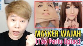 Video REAKSI ORANG KOREA JEBRETTT!!! MENONTON MASKER OPLAS (MAKEUP CHALLENGE) MP3, 3GP, MP4, WEBM, AVI, FLV November 2018