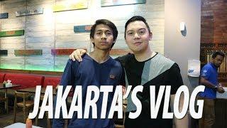 Video First VLOG in Indonesia - Jakarta w/ ChandraLiow MP3, 3GP, MP4, WEBM, AVI, FLV November 2017