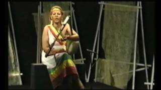 New: Asnakech Worku - The Great Diva From Ethiopia With Her Lyra : Arada