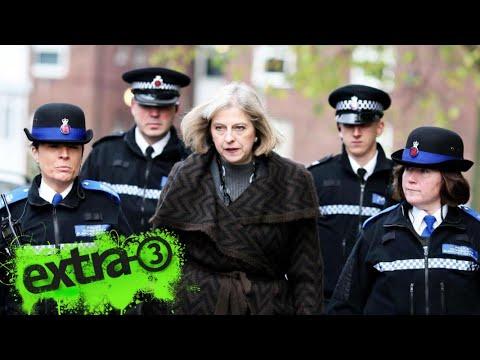 Theresa May, die Griff-ins-Klo-Frau | extra 3