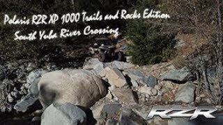 5. Polaris RZR XP 1000 LE Trails and Rocks Edition South Yuba River Crossing