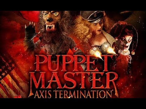 Puppet Master: Axis Termination (2017) Official Trailer