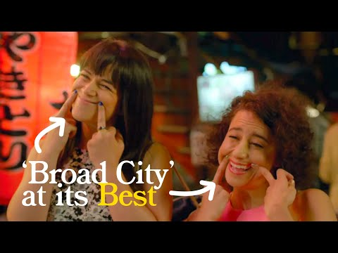 The GREATEST Episode of 'Broad City'