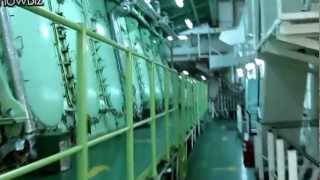 Video Tour of a Container Ship Engine Room MP3, 3GP, MP4, WEBM, AVI, FLV Agustus 2018