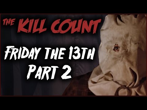 Friday the 13th Part 2 (1981) KILL COUNT