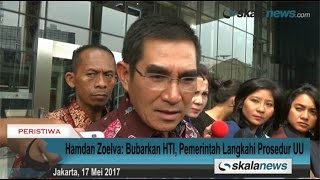 Download Video Hamdan Zoelva: Bubarkan HTI, Pemerintah Langkahi Prosedur UU MP3 3GP MP4