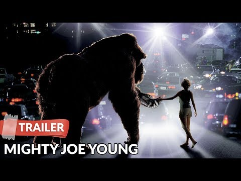 Mighty Joe Young 1998 Trailer HD   Bill Paxton   Charlize Theron