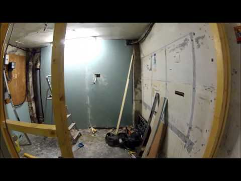 SI Construction Fittng Footworks Fitness room Stage 1
