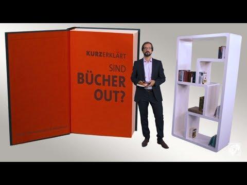 Sind Bücher out?
