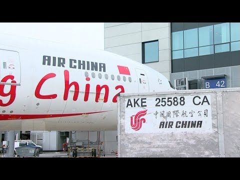 Air China: Airline-Portrait - das Flugerlebnis mit Air China