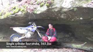 3. Ride Report: 2009 Husaberg FE570
