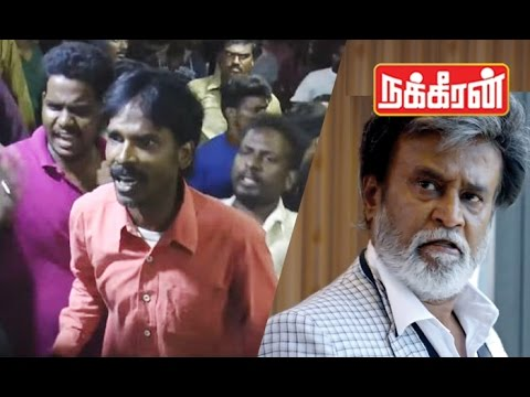 Kabali-Hits-Screens-Rajini-Fans-Fight-With-Theater-owner-for-Tickets