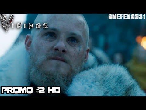 "Vikings 6x07 Trailer #2 Season 6 Episode 7 Promo/Preview HD ""The Ice Maiden"""