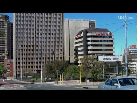 Johannesburg - Visit and drive thorough Johannesburg. This movie will be modified very soon with more video materials. Recorded with Sony HD PJ15 amateour camera - MM Video...