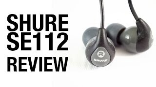 Video Shure SE112 Review MP3, 3GP, MP4, WEBM, AVI, FLV Juli 2018